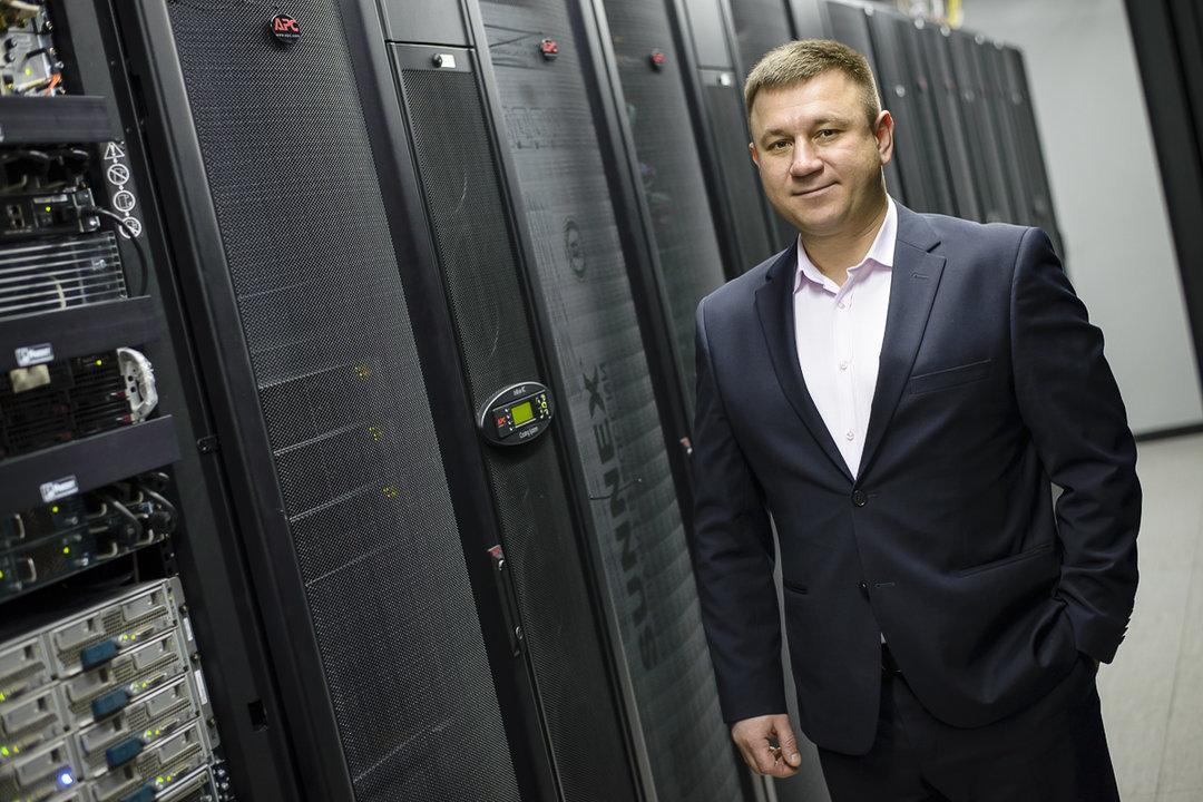 Дата-центр «Парковый» увеличил оборот в два раза за счет МСБ | datapark.com.ua